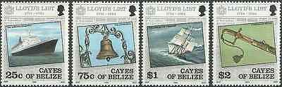 Timbres Cayes of Belize 10/13 ** lot 19584