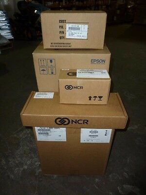 BRAND NEW NCR Point of Sale System 7616-1300-8801 POS Ready 5 piece kit
