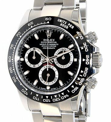 Rolex DAYTONA 116500LN STEEL, CERAMIC, 40MM 116500LN