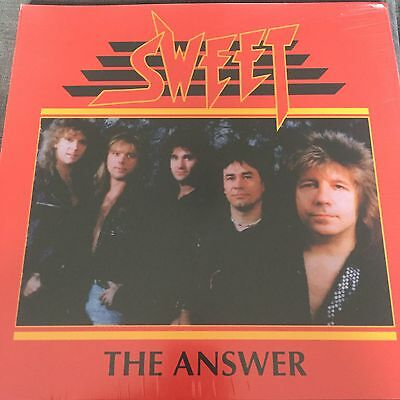 SWEET 'THE ANSWER'  2 X Vinyl LP - NEW AND SEALED