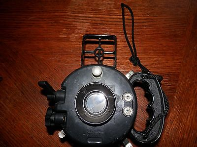 Vintage Siluro Underwater Film Camera, Good Condition,Spain , Early 1960's