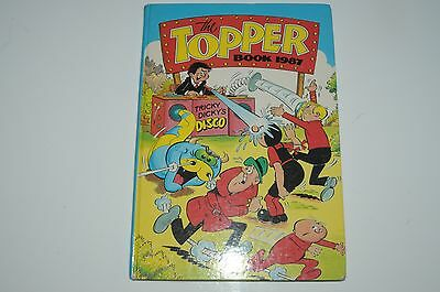1987 THE TOPPER BOOK ANNUAL Good  CONDITION