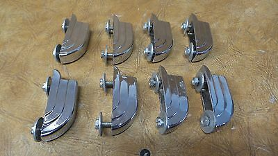 Vintage 1950's Leedy Bass Drum/Floor Tom Lugs 8pk