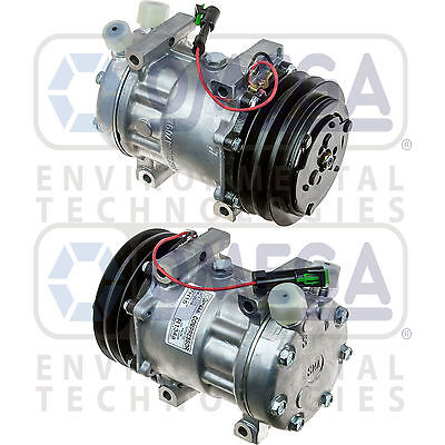 New AC A/C Compressor Replaces: Sanden, 4626, 4780, Freightliner ABPN83-304095