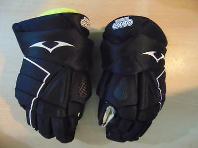 Hockey Gloves Mens Size 14 inch Vic Black Green Excellent No Holes