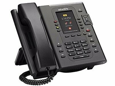 """NEW! Allworx Verge 9308 VoIP Phone 8113080 3.5"""" Color Display Gig port NEW!"""