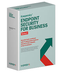Kaspersky Lab Endpoint Security f/Business - Select  500-999u  1Y  RNW