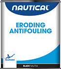 Antivegetativa  Nautical Autolevigante  Akzo Nobel Ml.750 Nera/Nau 704