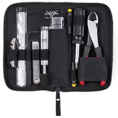 Fender Custom Shop Tool Kits for Electric and Acoustic Guitars by Cruz Tools