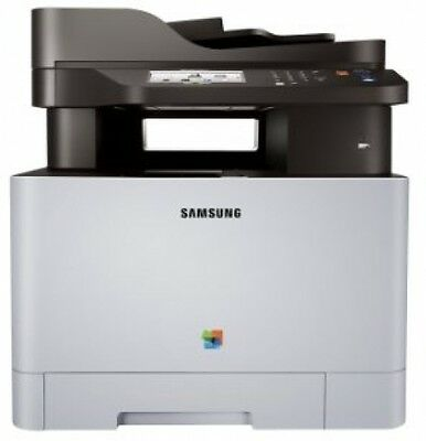 Samsung SL-C1860FW/XAA Wireless Color Printer With Scanner, Copier And Fax,