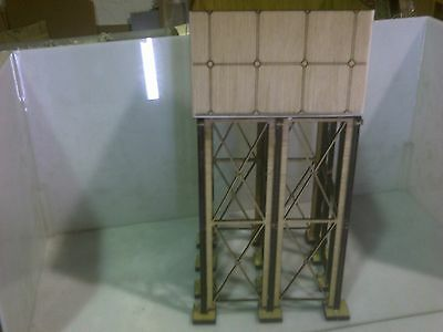 NSWGR O Gauge Trackside  Water Tank Tall On Stand