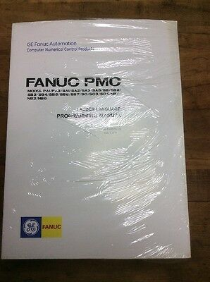 GE Fanuc PMC Ladder Language, Programming Manuals volume 1 Thru 4