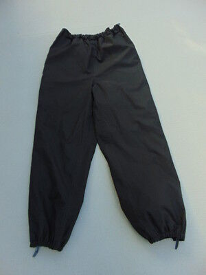 Rain Pants Mens Size X Large Viking Zippers Up Both Sides Great For Motorcycles