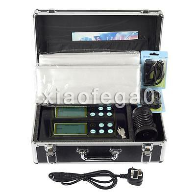 Dual Ionic Foot Detox Spa Bath LCD Machine & Fir Belts 5 Modes Ion Cleanse In UK