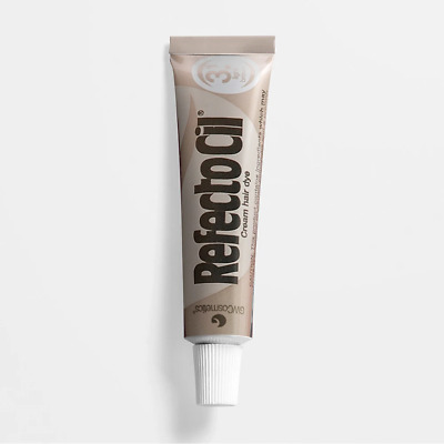 Refectocil Tint 3.1 Light Brown Eyelash Lash Eyebrow Brow Tinting Colour Dye Eye