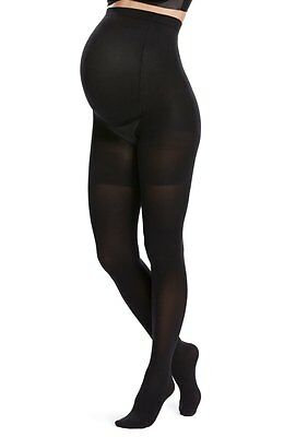 SPANX MAMA  MATERNITY TIGHTS BLACK SIZE C New in Package $28
