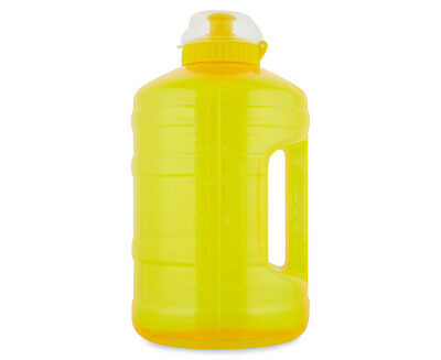 Russell Athletic 2LPD Drink Bottle - Yellow