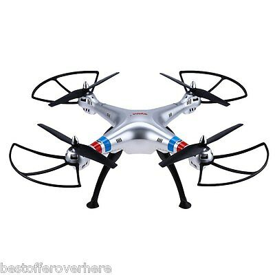 SYMA X8G 2.4G 4CH Drone 6 Axis Gyro 360 Degree Flip Brushed RC Quadcopter BNF