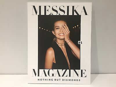 Revista MESSIKA Magazine - #1 Nothing But Diamonds - English - For Collectors
