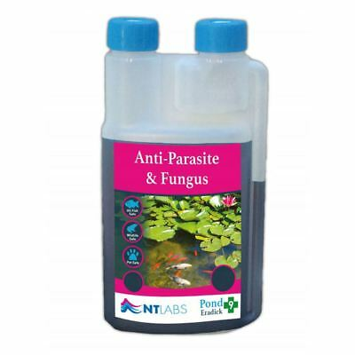 NT Labs Pond Aid Eradick Anti-Parasite & Fungus 500ml Pond Treatment