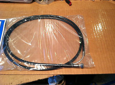 Yamaha QT50 Yamahopper (Rear - Brake Cable) all years  New Moped