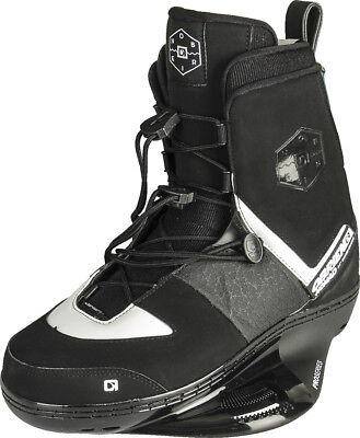 OBRIEN NOMAD Boots 2017 black/white Wakeboard Bindung