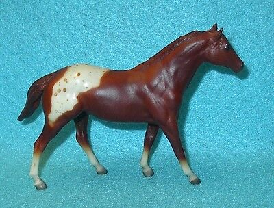 Breyer Paddock Pal Chestnut Blanket Appy Quarter Horse Stallion #1617 Vgc 01-03