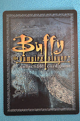 Buffy collectable card gane, spare cards