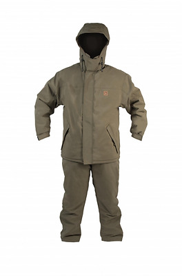Avid Carp NEW Carp Fishing Arctic Thermal Two Piece Waterproof Suit *All Sizes*