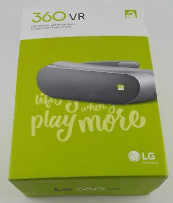 LG G5 Friends Gear 360 VR R100 Virtual Reality Headset Mobile 3D Video Glasses