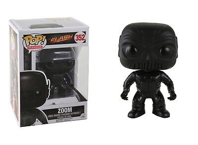 Funko Pop TV: The Flash - Zoom Vinyl Stylized Action Figure Collectible Toy 9476