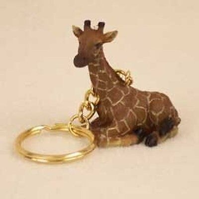 Giraffe Key Chain Great Gift !