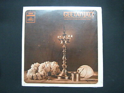 INDIAN LP Geetanjali Collection of Hindi Devotional Songs EMI Regal STEREO