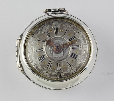 1740 Oignon Klein Kopenhagen Spindeltaschenuhr Verge Fusee Pocket watch montre