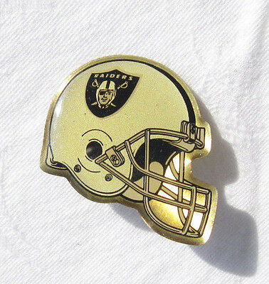 Oakland Raiders NFL Helm Pin (A6.2)