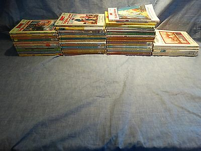 Lot of 40 + The Boxcar Children by Gertrude Warner