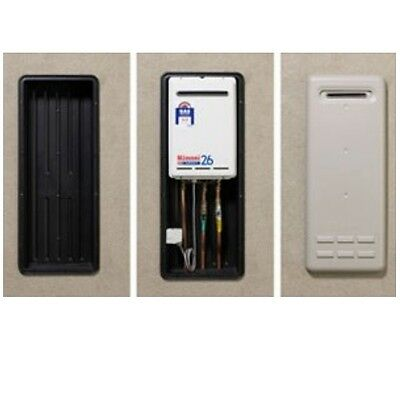 Brand New Complete Rinnai Smartbox Recess Box-SBOX-* free Delivery NSW, ACT& VIC