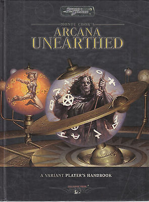 Sword & Sorcery - Monte Cook's Arcana Unearthed