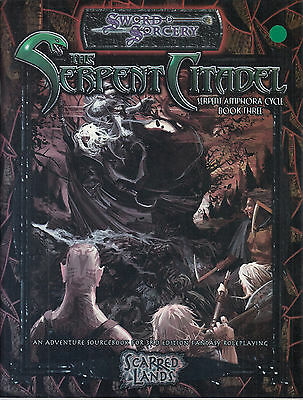 Sword & Sorcery - The Serpent Citadel