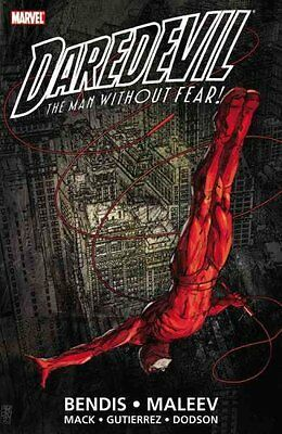 Daredevil: Ultimate Collection Book 1 by Brian Bendis 9780785143888