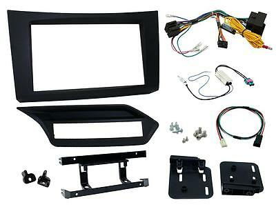 Connects2 CTKMB16L Mercedes E Class W212 09 - 12 Double Car Stereo Fitting Kit