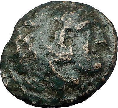 ALEXANDER III the GREAT 336BC Hercules Club Macedonia Ancient Greek Coin i60584