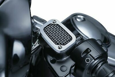 Tapa Bomba Embrague Para Harley-Davidson® Clutch Master Cylinder Cover Chrome