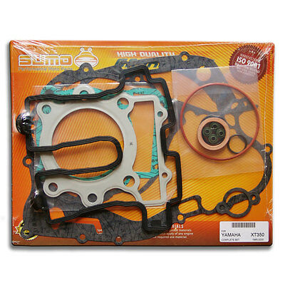 Yamaha High Quality Full Complete Engine Gasket Kit Set XT 350 (1985-2000) XT350