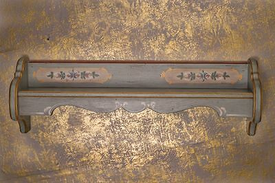 Voglauer Anno 1700 Regal Wandregal Massivholz Wandboard Regal Bauernmöbel Antik