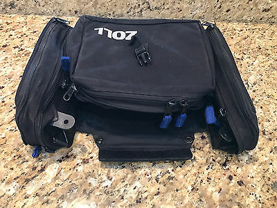 Zoll E-Series Soft Carrying Case Protective ambulance/medical/paramedic Bag N-S