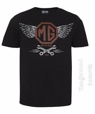 MG - Morris Garage - Winged Logo - Men's t shirts