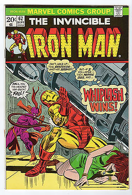 Iron Man #62 FN Marvel 1973 ****SHIPPING DISCOUNTS****