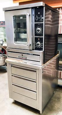 Garland Mco-G-5-C Half Size Single Deck Gas Restaurant Bakery Convection Oven