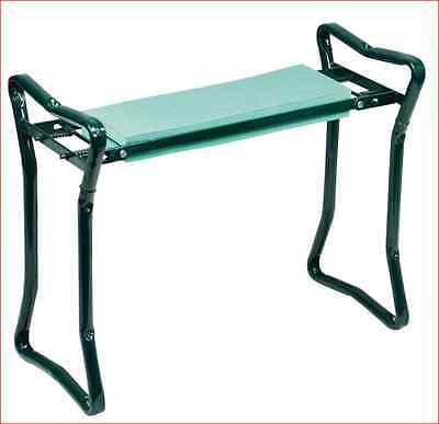 FATHERS DAY $ BUY !  Folding Garden Kneeler and Bench ! SIT OR KNEEL  BLP VL130